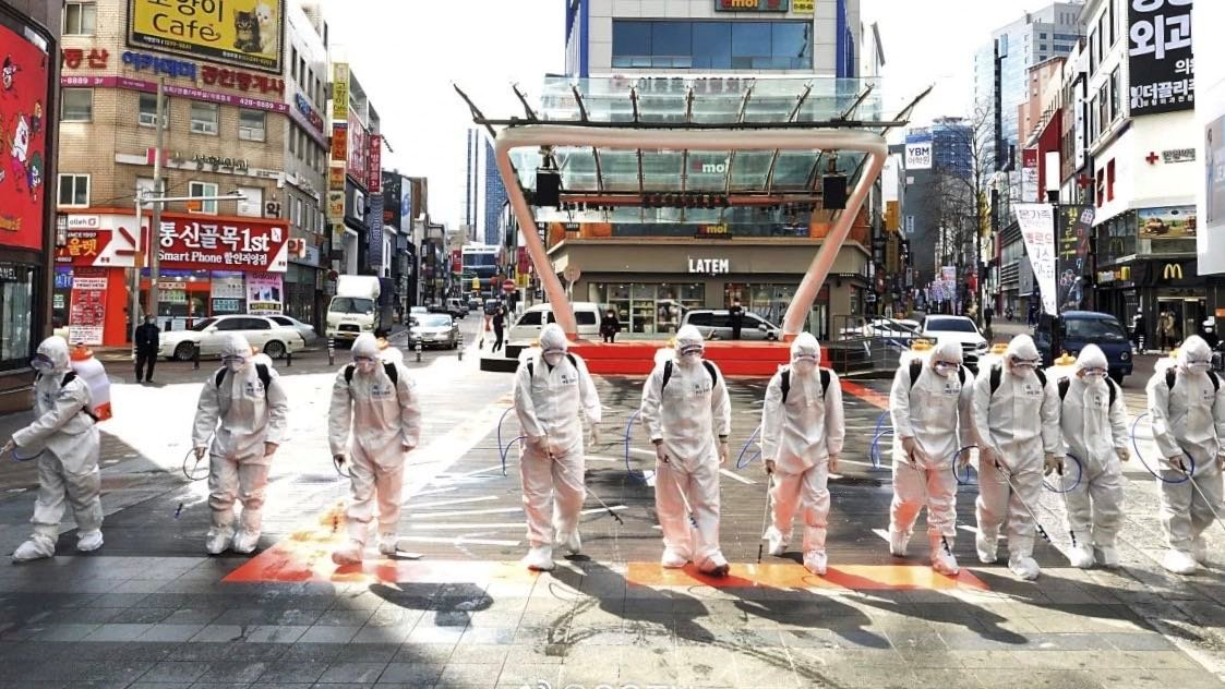 #BREAKING #SouthKorea reports another 219 #COVID19 cases, bringing the total number to 3,150 according to the Korea Centers for Disease Control and Prevention on Saturday. A record 813 new infections have been reported in the last 24 hours. 17 people have died so far.