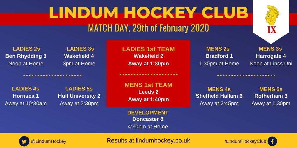 Lindum Hockey on Twitter