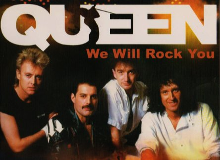 It's The Weekend  It's Saturday And This is My Song of The Day...  We Will Rock You...  From The Clapping and The Foot Stomping...   What Else Can I Say  Well...   This Song is Great#Queen #SongOfTheDay #WeWillRockYou #Saturdaypic.twitter.com/GB5dDEc10p