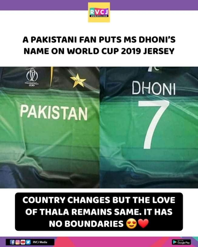 This is what he has earned. MS is not only loved inside borders but he's loved by people of other countries too 💖✌#MSDhoni #WeLoveSidharth