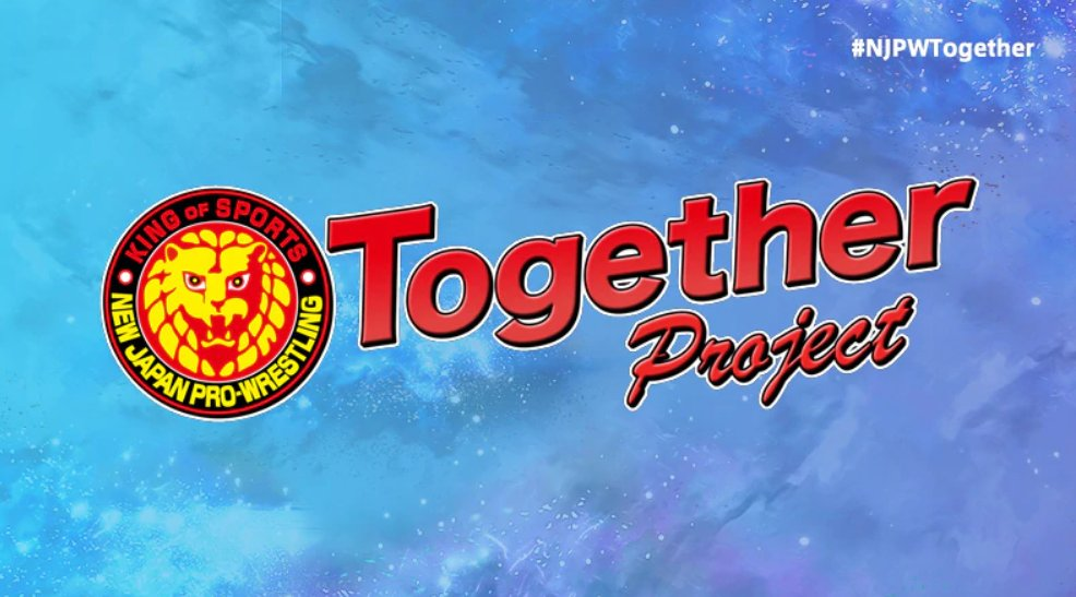 NJPW Announces Third Wave Of NJPW Together Content