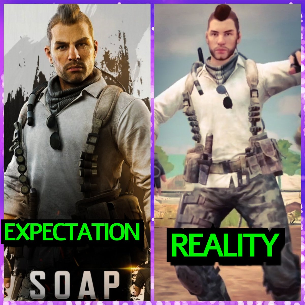Call Of Duty Mobile On Twitter What We Expect But What We
