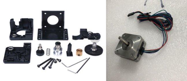 For 3D Titan Extruder Full Kit With 17Hs4023 Stepper Motor #3dprinter #3dprinted #design #3dmodel #engineering #technology #3dprints #3dprinters #maker#castle  #3dprintedtoy #3dprinting #3dprintable #3dprint #3dprints #3dprintedmodels #do3d