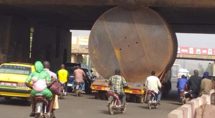 No comment #Mali #Bamako non loin de la cité ministerielle