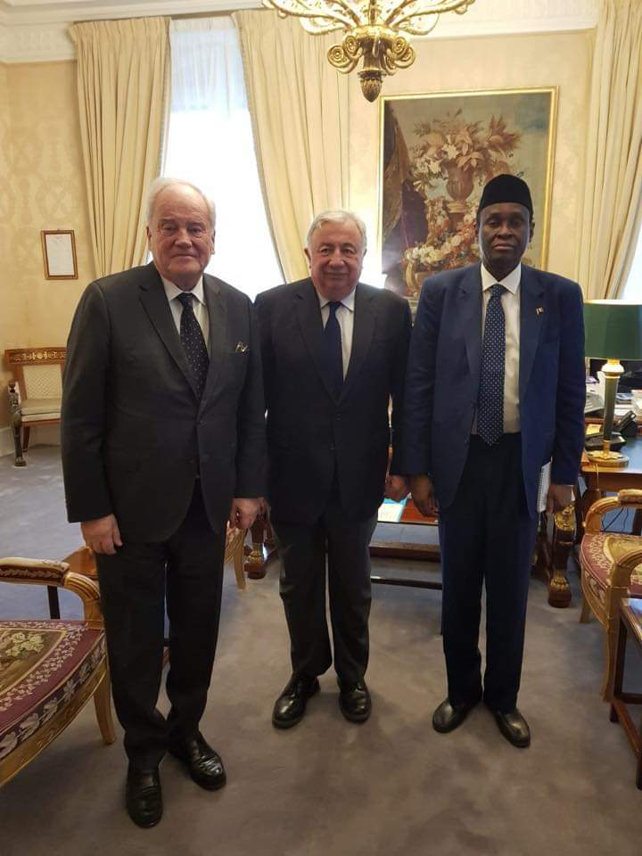 Incident diplo #Mali -#France, le récit :  le ministre malien a désavoué les propos tenus par son ambassadeur devant le sénat ! Le président du sénat juge son pèlerinage à Paris insuffisant et souhaite avoir des clarifications. Le ministre se propose d'intervenir devant le sénat