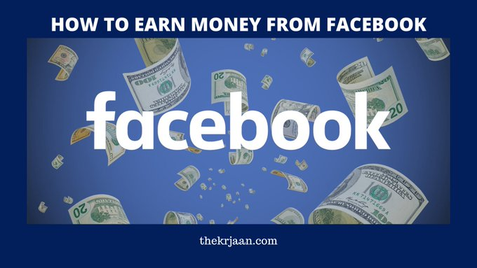 How To Earn Money From Facebook |Make Money Online