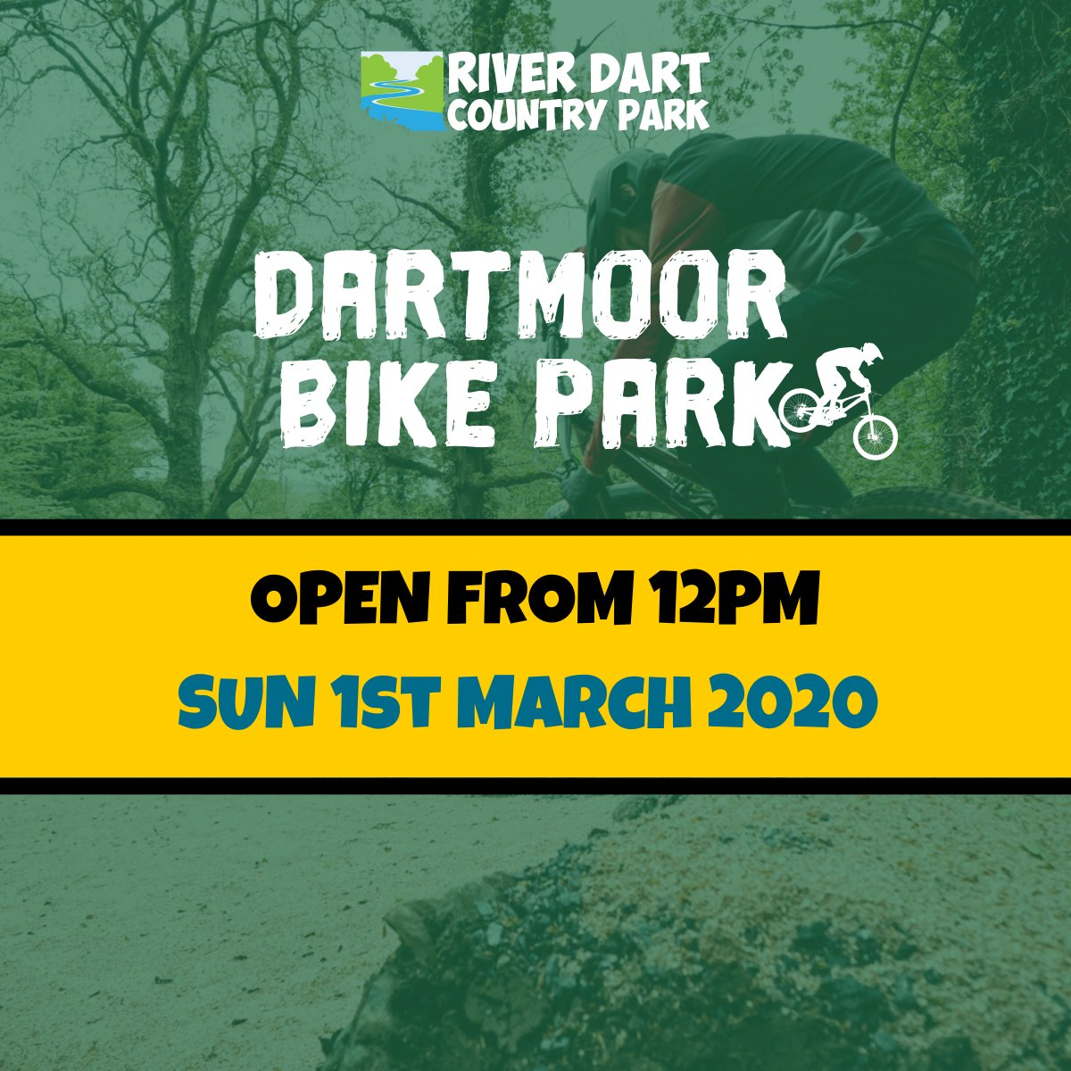 Dartmoor Bike Park is currently closed due to yellow weather warning. It is set to reopen at 12pm on Sunday 1st March. Apologies for any inconvenience caused.