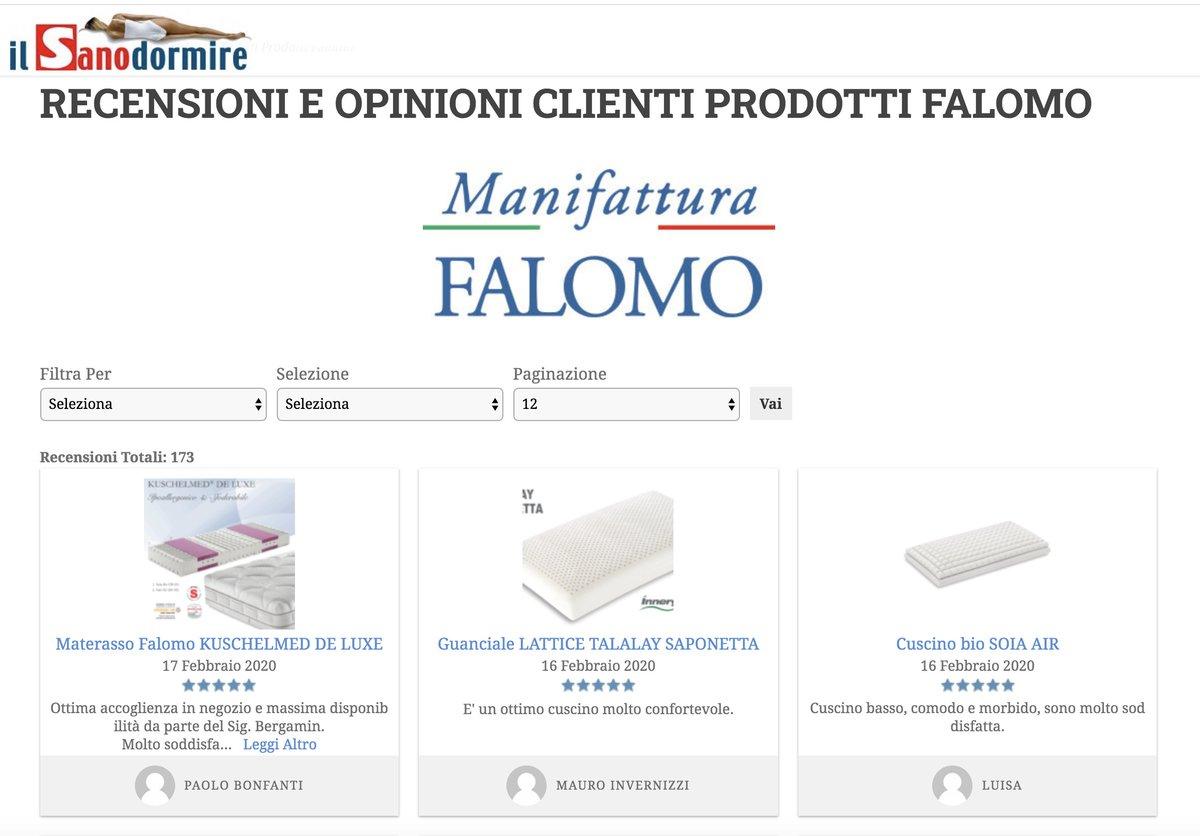 Materassi Falomo Opinioni.Hashtag Ilsanodormire Sur Twitter