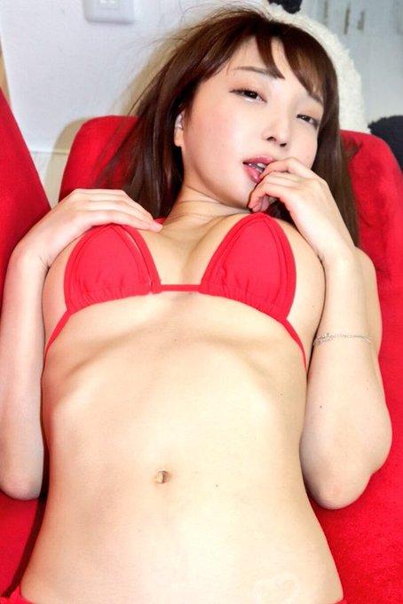 グラビアアイドル粕谷まいのTwitter自撮りエロ画像17