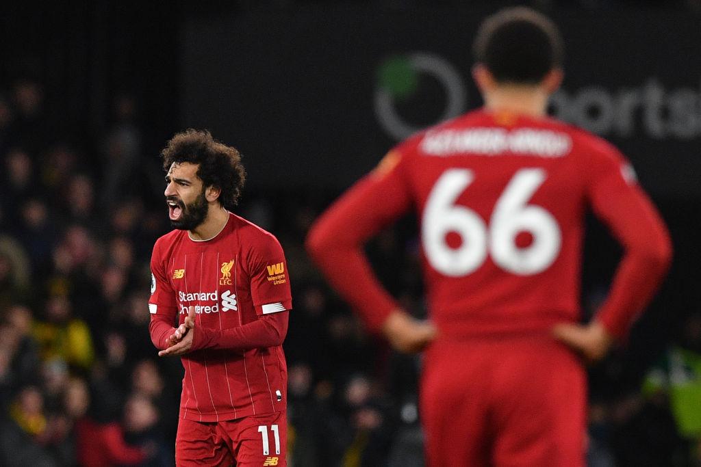 Xem lại bóng đá Watford vs Liverpool, Ngoại hạng Anh – 01/03/2020