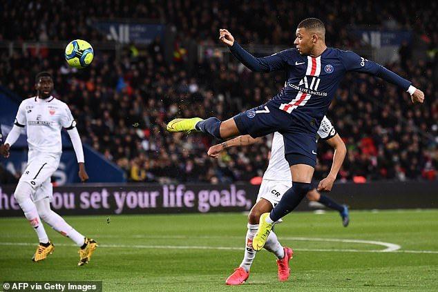 Xem lại bóng đá PSG vs Dijon, Ligue 1 – 29/02/2020