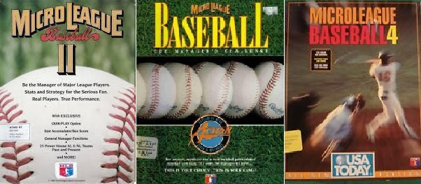 """Retro Computer Baseball Game Review – MicroLeague Baseball II - III - IV"" - retro game review - the tenth entry in a series focusing on computer baseball simulations  https://t.co/o6AhOlXxGp  #retrogaming #commodore #amiga #atari #ibm #macintosh #baseball #microleague #usatoday https://t.co/0AzaZypy4g"