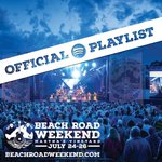 Image for the Tweet beginning: The official #BeachRoadWeekend @Spotify playlist