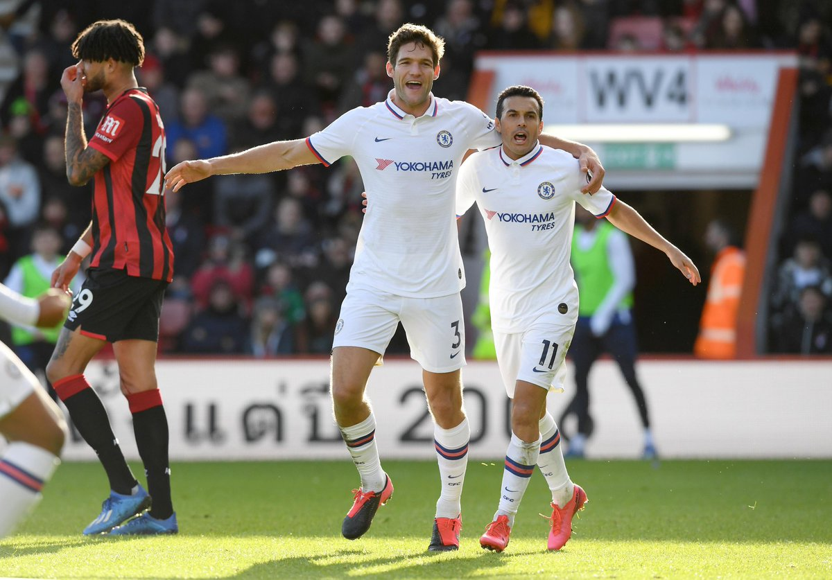 Xem lại Bournemouth vs Chelsea Highlights, 29/02/2020