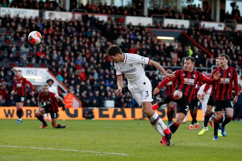 Xem lại bóng đá Bournemouth vs Chelsea, Ngoại hạng Anh – 29/02/2020