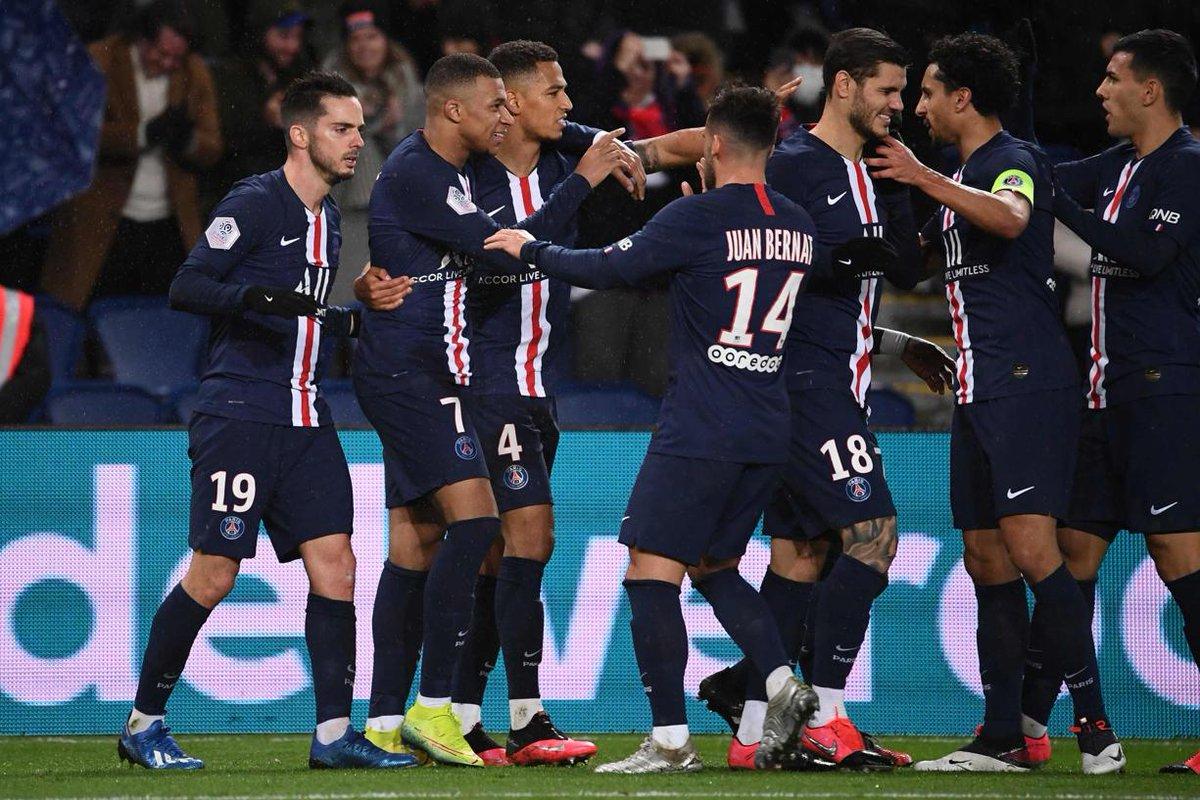 Xem lại PSG vs Dijon Highlights, 29/02/2020