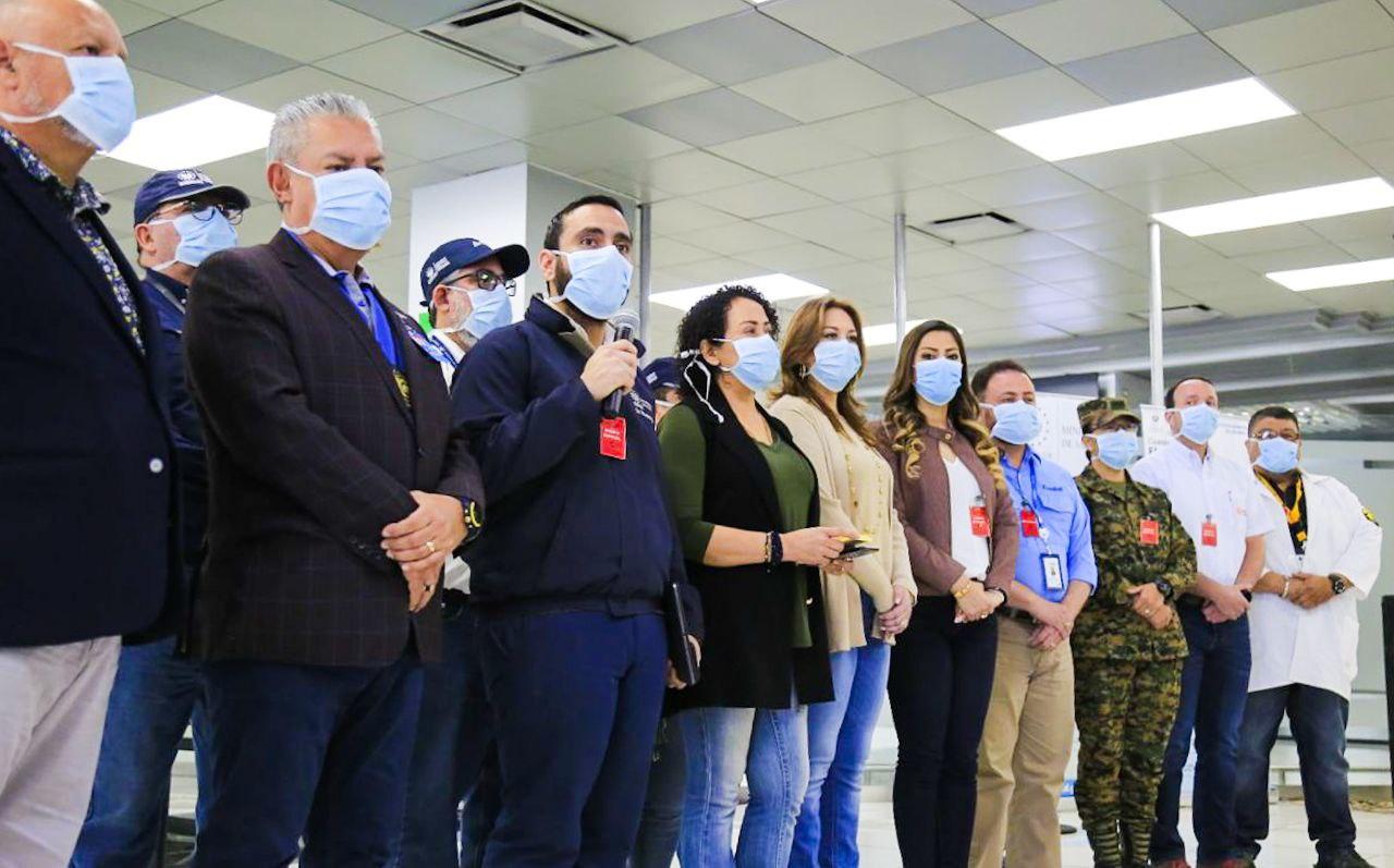 Piden a salvadoreños evitar pánico por el coronavirus