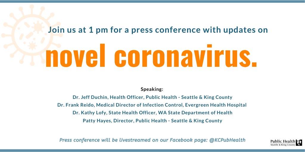 coronavirus seattle updates