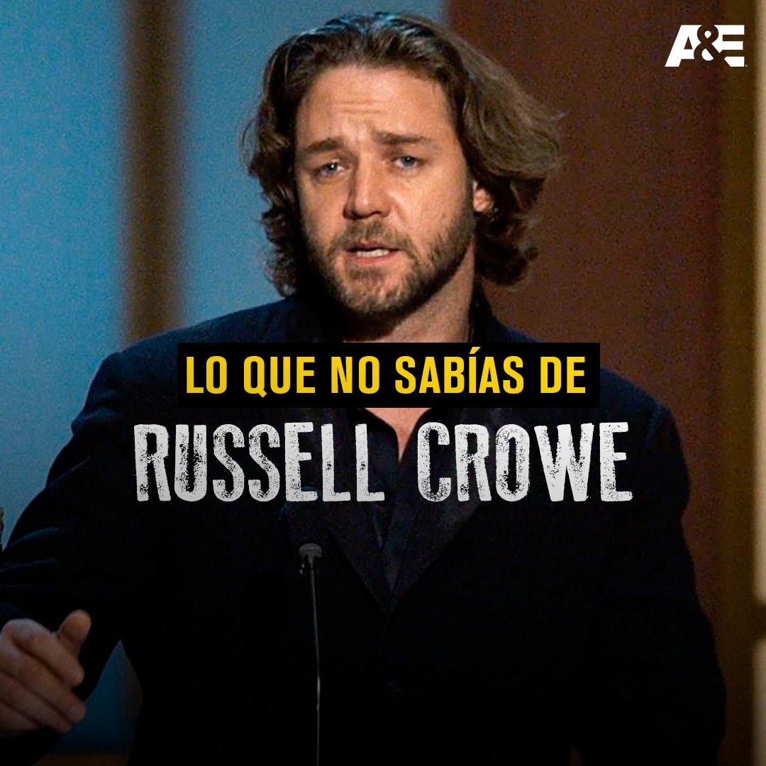 Sin duda #RusellCrowe tiene muchos #secretos 🤐 muy bien guardados. No te pierdas su actuación en #AsesinoÍntimo hoy a las 8:10PM 🇲🇽/🇦🇷/🇨🇱, 6:10PM 🇨🇴 y 7:10PM 🇻🇪 por A&E. #AEMovies https://t.co/vNfxrCJ0fw