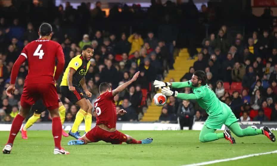 Xem lại Watford vs Liverpool Highlights, 01/03/2020