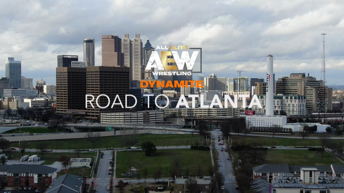 Road To Atlanta youtu.be/ANNLWZ-jA9k #AEW @AEWonTNT @AEWrestling
