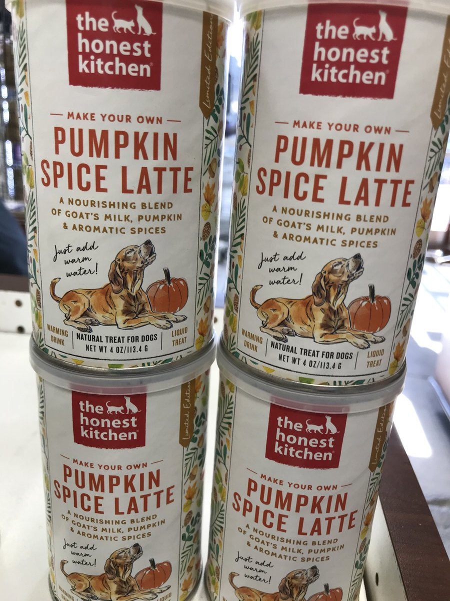 For your pampered dog! Get 'em while they last! On sale $4.50 at Centinela Feed & Pet. Powdered mix. #dogs #pets #Starbucks #pumpkinspicelatte #PSL #pumpkinspice #Chihuahuas #legallyblonde #tobeapartner