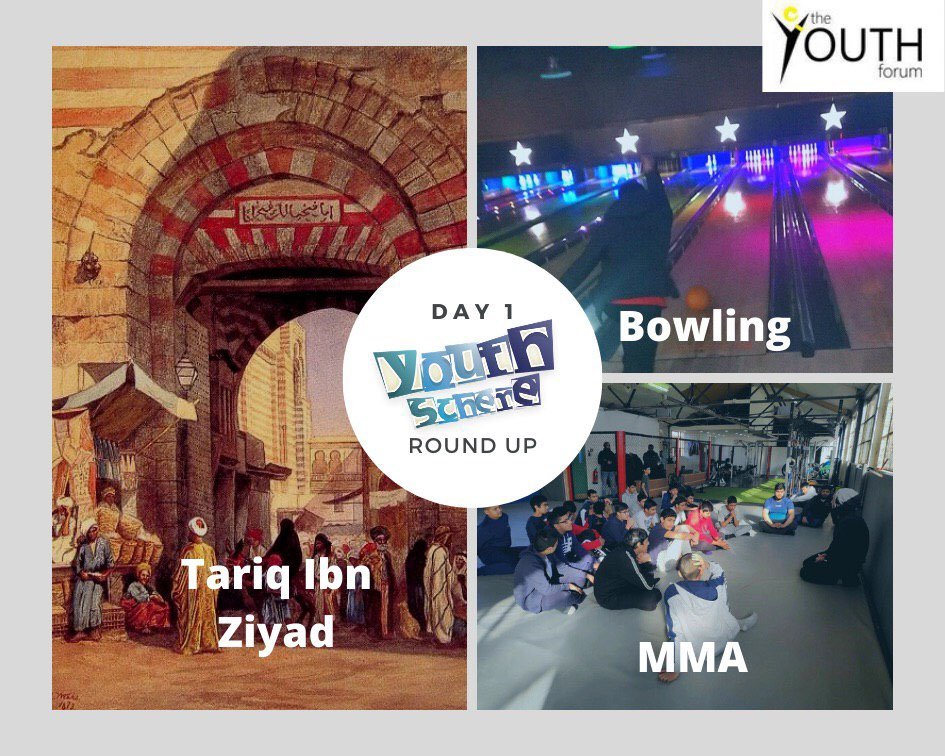 Replying to @TheYouthForumUK: Day one of the Youth Scheme complete