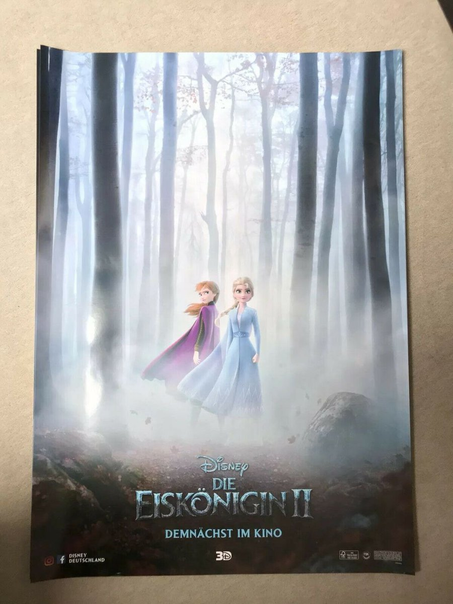 Die Eiskönigin 2 – Filmplakat Poster A1 ElsaOlaf https://kuechenfans.de/die-eiskoenigin-2-filmplakat-poster-a1-elsa-olaf…pic.twitter.com/3updPWVe3s