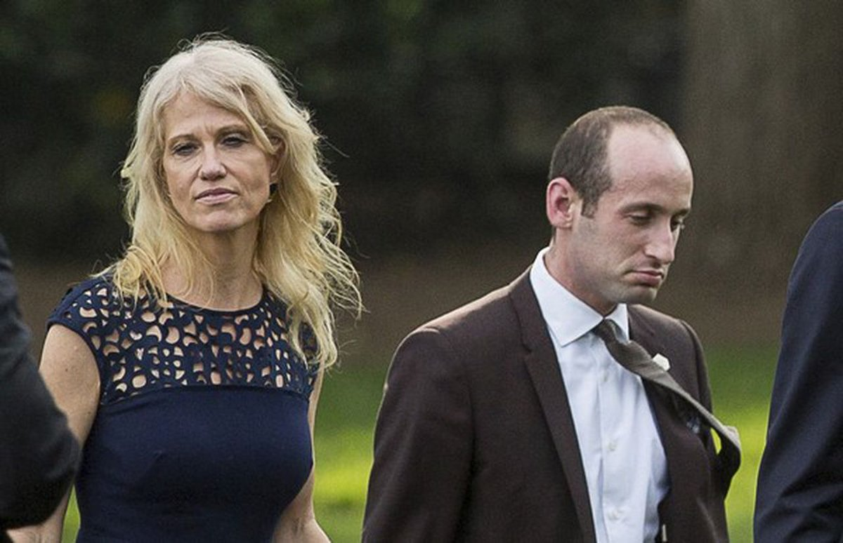 Don't these two just look thrilled to be alive?