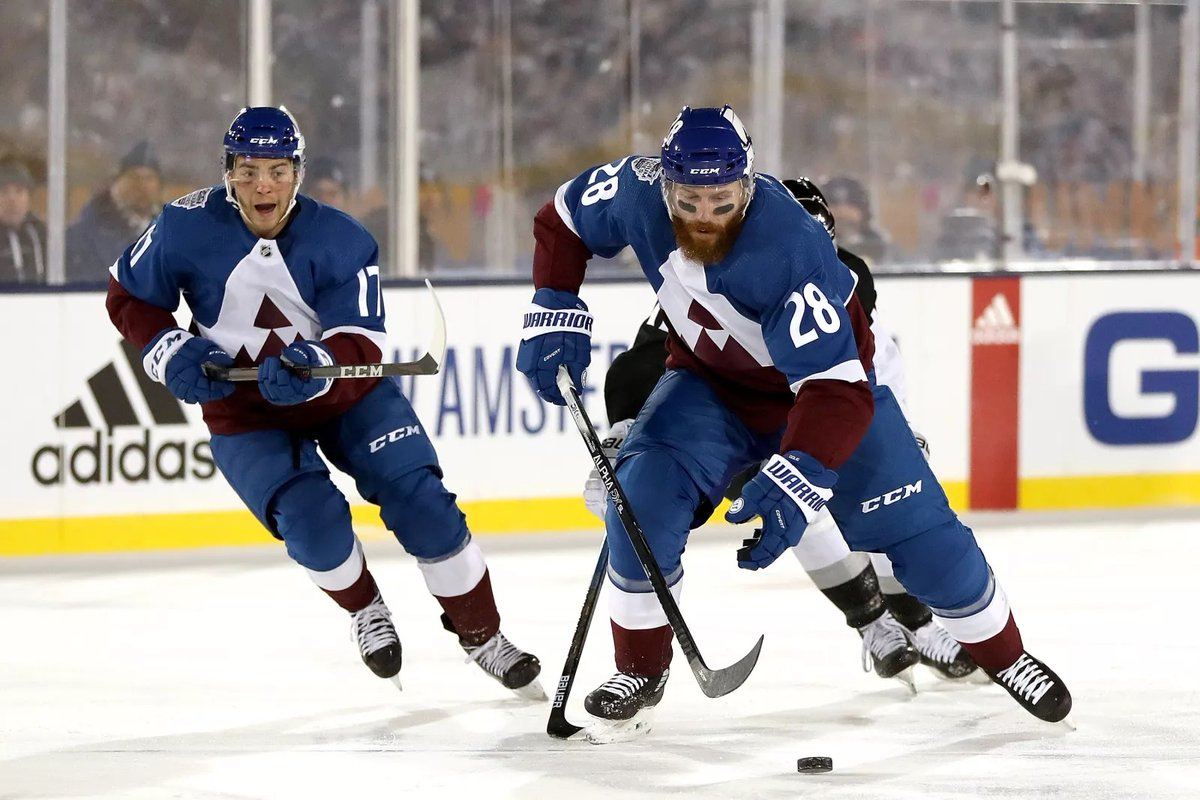 TODAY'S #NHL GAME! 🏒  🥅 #LIGHTNING (TB) -130 🥅 #AVALANCHE (COL) EV  Who wins? 🧐  Click here 🖱️  💰