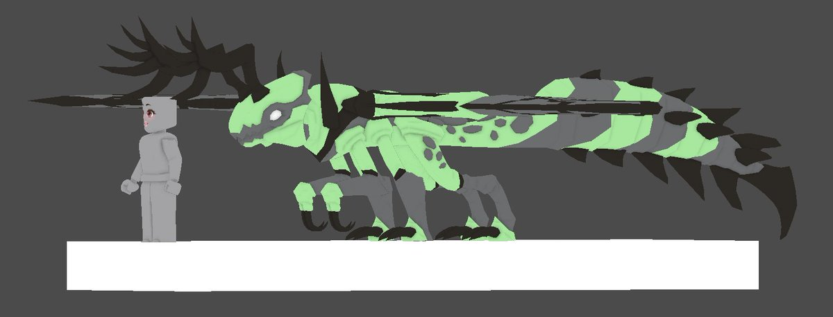 Dragon Adventures Twitter Codes Roblox Erythia On Twitter The Third And Final Wasteland Dragon Is Nearly Here Began The Rigging And Animation Process Today Here S A Choppy Gif Of His Antsy Idle Finally In The Polishing Phase