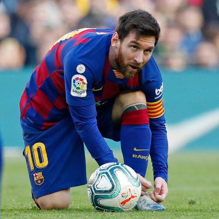 La saison de #Messi en @LaLiga : 🅰️Passe dé' ⚽️But ⚽️But 🅰️Passe dé' 🅰️Passe dé' ⚽️But ⚽️But 🅰️Passe dé' ⚽️But ⚽️But ⚽️But ⚽️But 🅰️Passe dé' ⚽️But ⚽️But ⚽️But ⚽️But 🅰️Passe dé' ⚽️But ⚽️But 🅰️Passe dé'  🅰️Passe dé'  🅰️Passe dé' 🅰️Passe dé' 🅰️Passe dé' 🅰️Passe dé'