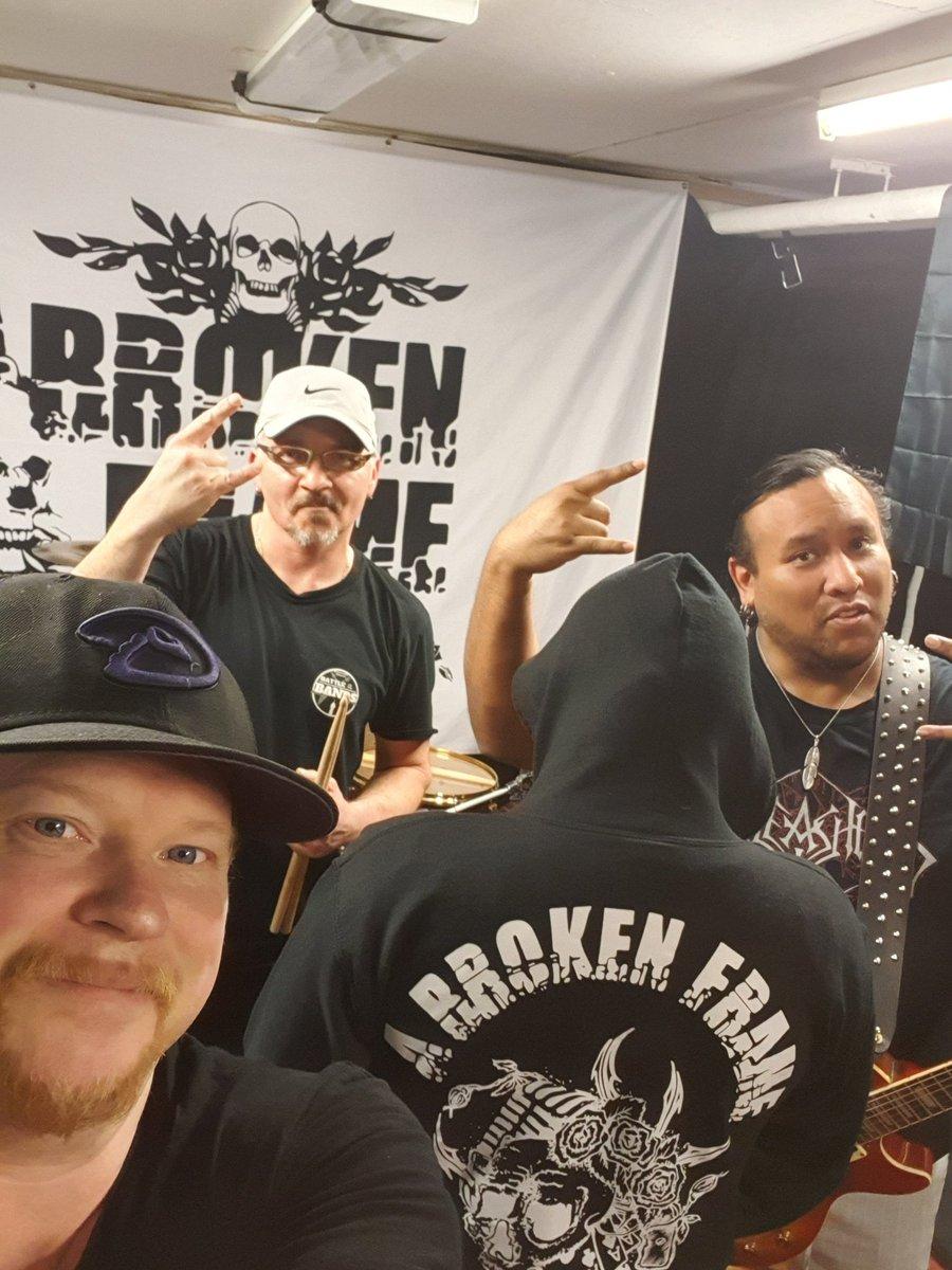 We are back soon on a stage near you. But who's hiding behind the hoodie?  #rock #Sweden #sverige #HardRock #metal #livemusik #livemusic #live  #Stockholm #hårdrock #stage #rockband #newmusic2020pic.twitter.com/dz5cxvsZkY