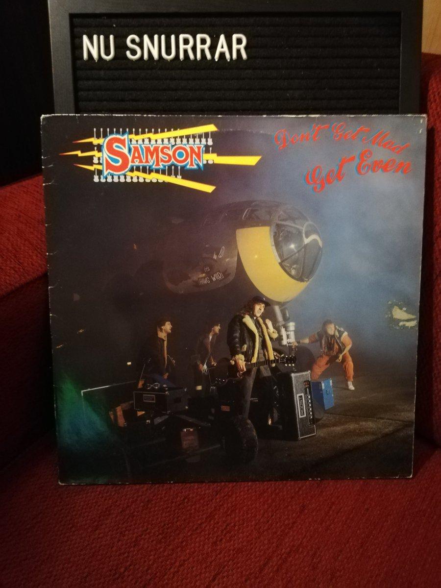 Kvällens musik: Samson - Don't Get Mad - Get Even, 1984 #lpcollection #lpcollector #lpjunkie #vinyl #vinyljunkie #vinyllove #vinylrecord #vinylcollection #vinylcollector #record #recordjunkie #recordcollector #recordcollection #rock #hardrock #heavymetal #samsonpic.twitter.com/dl5Nhf5kOI