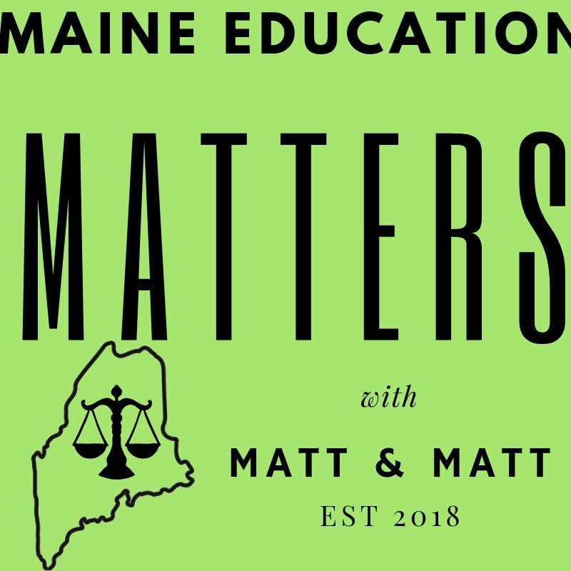 Matt & Matt are off, so no new podcast this week. We'll be back next week w/ more previews, testimony reviews, committee votes, & plenty of nonsense. Plus: the IMMUNIZATION Referendum. #itsbaaaaack #herewegoagain #pertussis 🤷♂️  #edchatme #borgnine