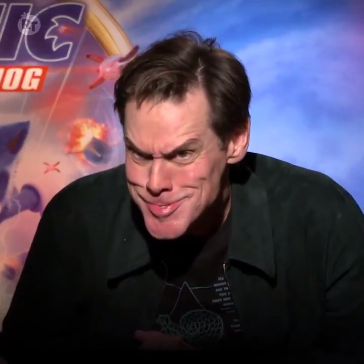 At any moment Jim Carrey can still turn into the Grinch: