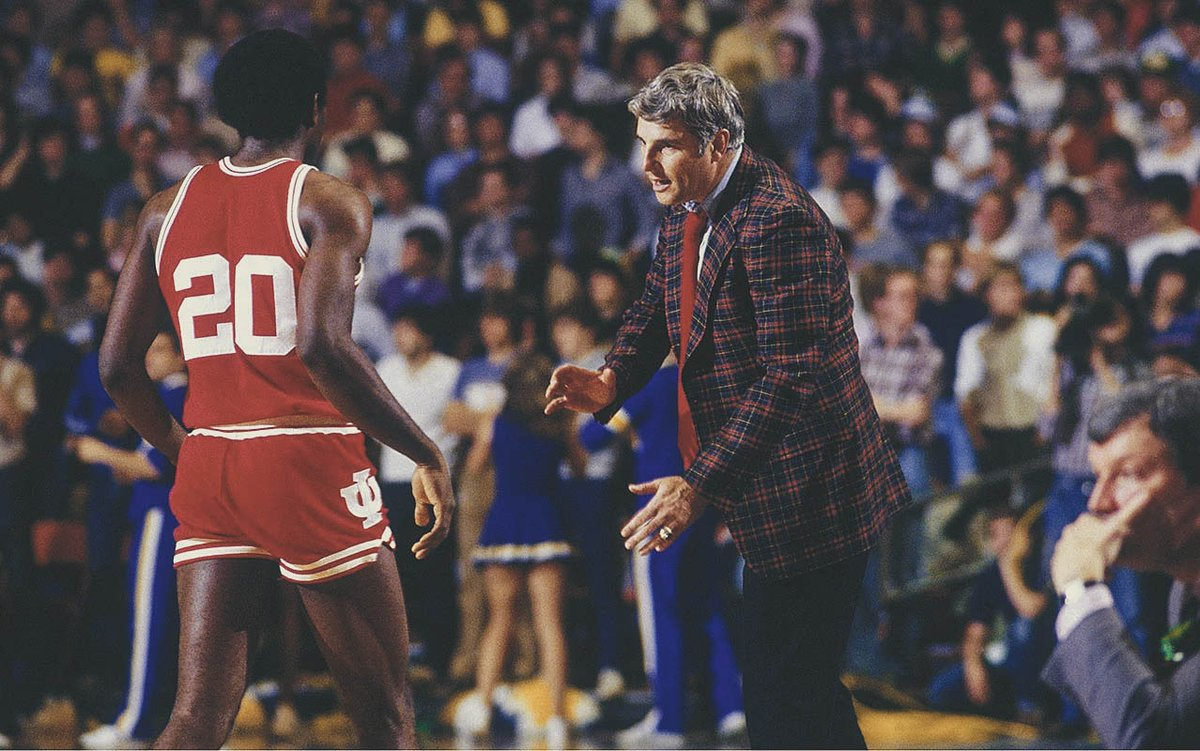"""I don't believe in luck. I believe in preparation."" ⁣ ⁣ - Bobby Knight⁣pic.twitter.com/HY28GRH948"