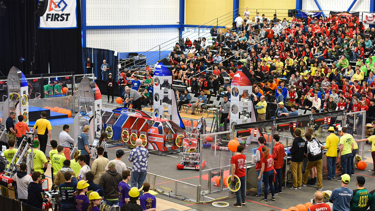 Indium Corporation is proud to sponsor @SUNYPolyInst's Central NY 2020 Regional FIRST Robotics Competition, March 18-21: http://bit.ly/2SPx3Z2 pic.twitter.com/9uiRdqrfu6