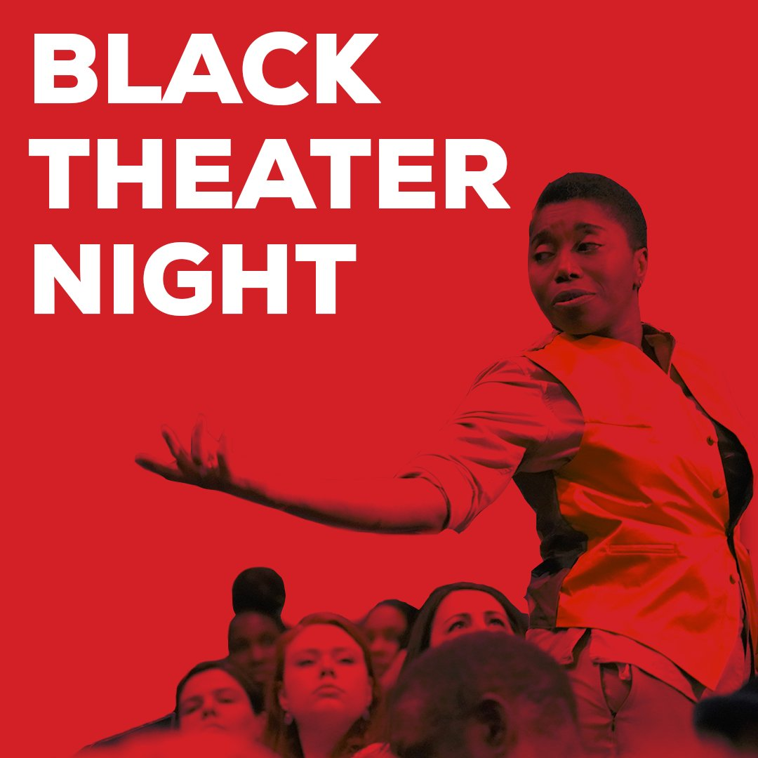 Join us Wednesday 2/19 at WP Theater for Black Theater Night with @DonnettaLavinia!  A post show panel discussion, Performance While Black, will be held after the 7pm performance of #WhereWeStand with Donnetta and others!  More info & tickets at http://wptheater.org!pic.twitter.com/simPgdlvHX