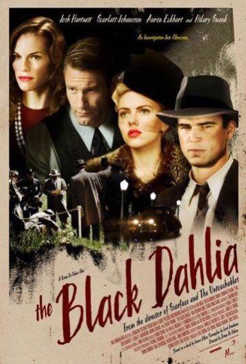 NOW WATCHING: Black Dahlia (2006) #FilmTwitter #BrianDePalmapic.twitter.com/FImbl8kMiw