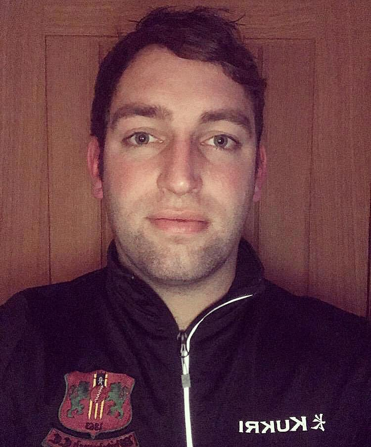 As elected at the AGM, @dimmerz88 (Simon Dimelow) will take on the 1st XI captaincy. Simon has been playing at the club since he was a junior and we wish him all the very best for the forthcoming season! #gowell #upthechurch #faceforradio