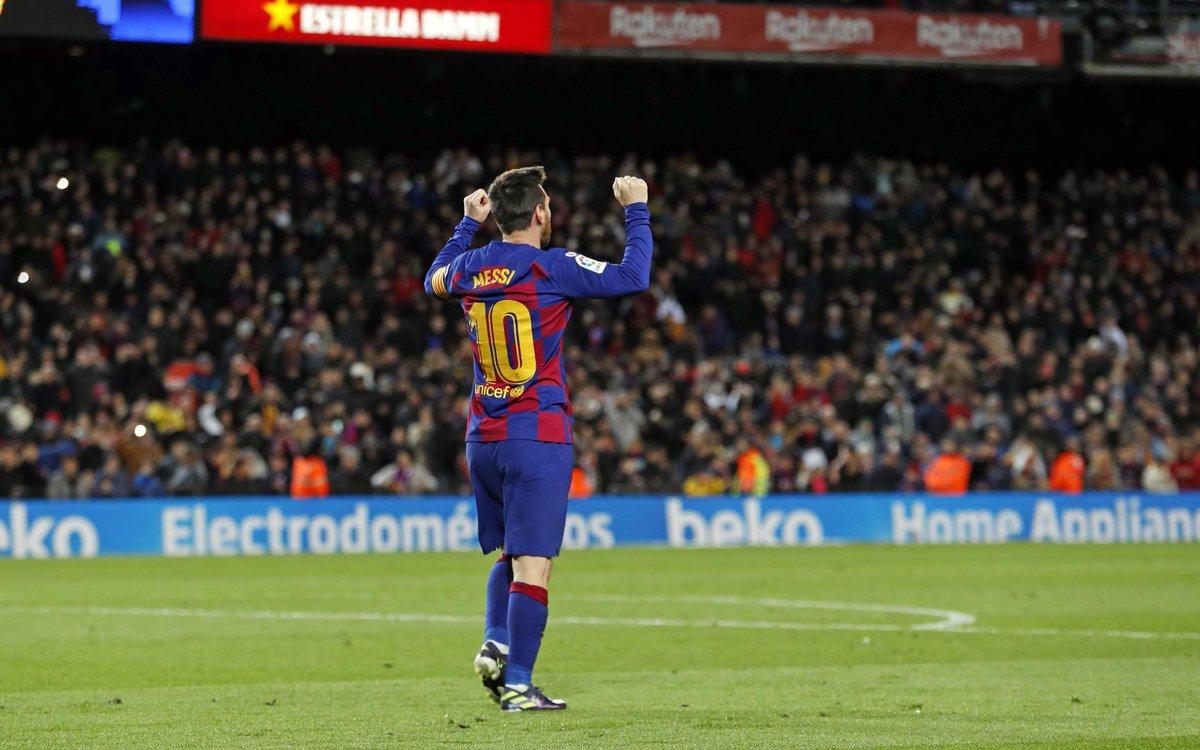 👑Leo #Messi élu Meilleur Sportif de l'Année aux Prix @LaureusSport ! Plus d'infos 👉 http://barca.link/6ocI50yoFiE