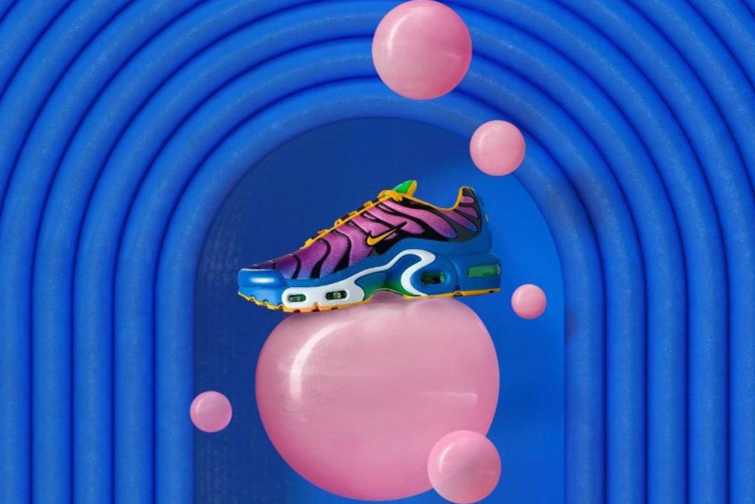 Nike Air Max Plus 'Gum Ball