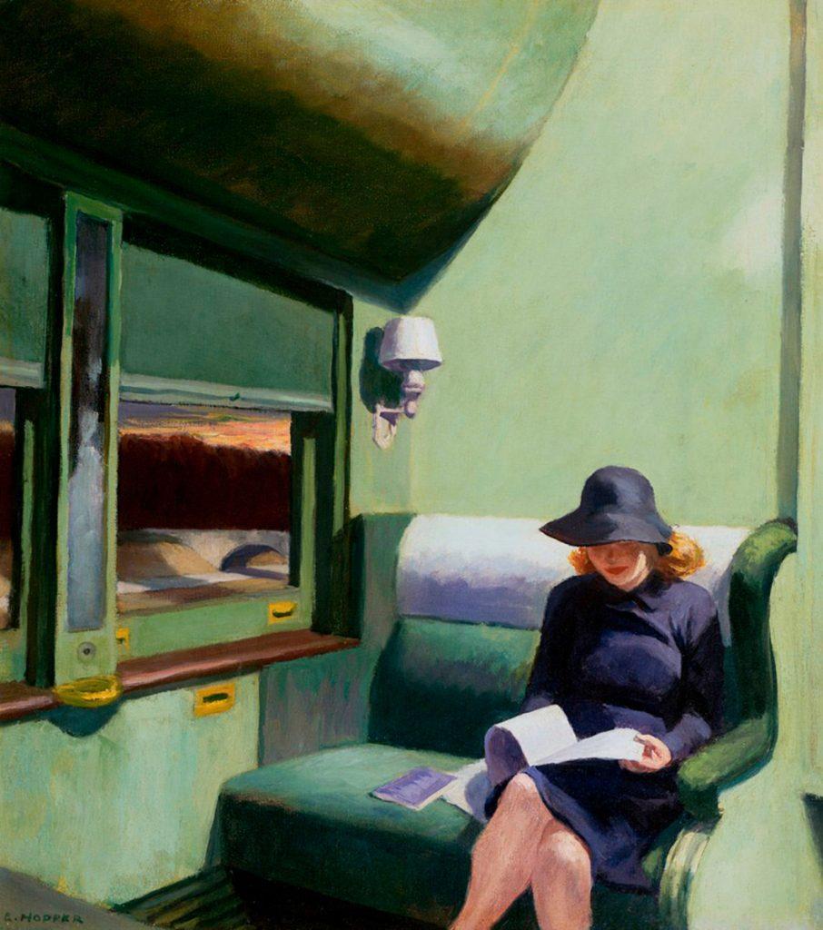 Edward Hopper (1882-1967). #realism