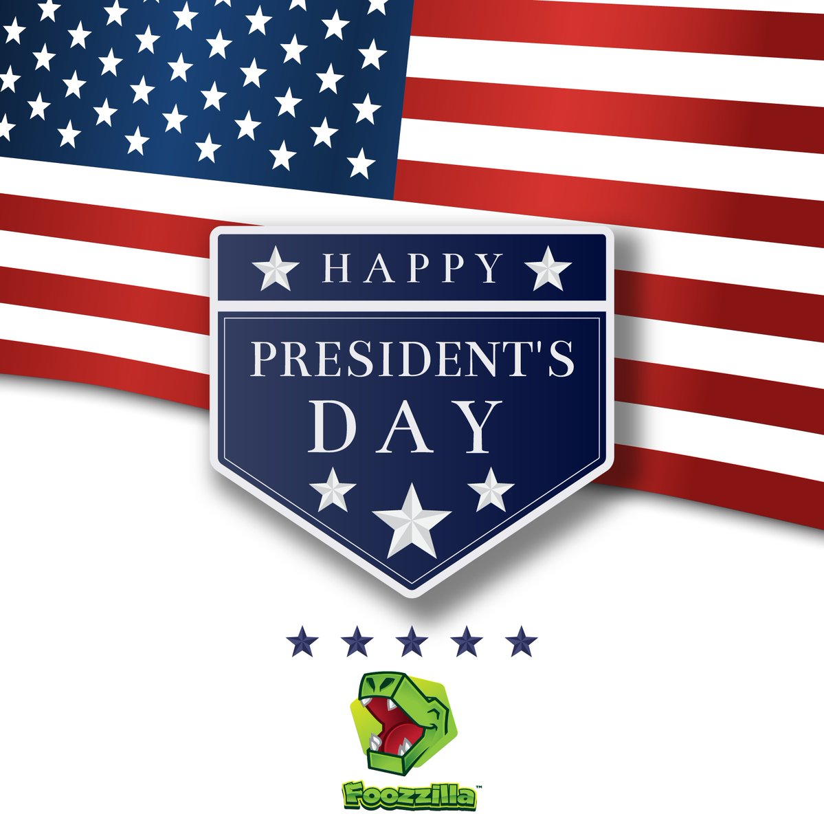 #Happy #President'sDay! Visit our website: Visit our website:  And our amazon store:  . . . . . . . . #foozzilla #amazon #picoftheday #followme #follow