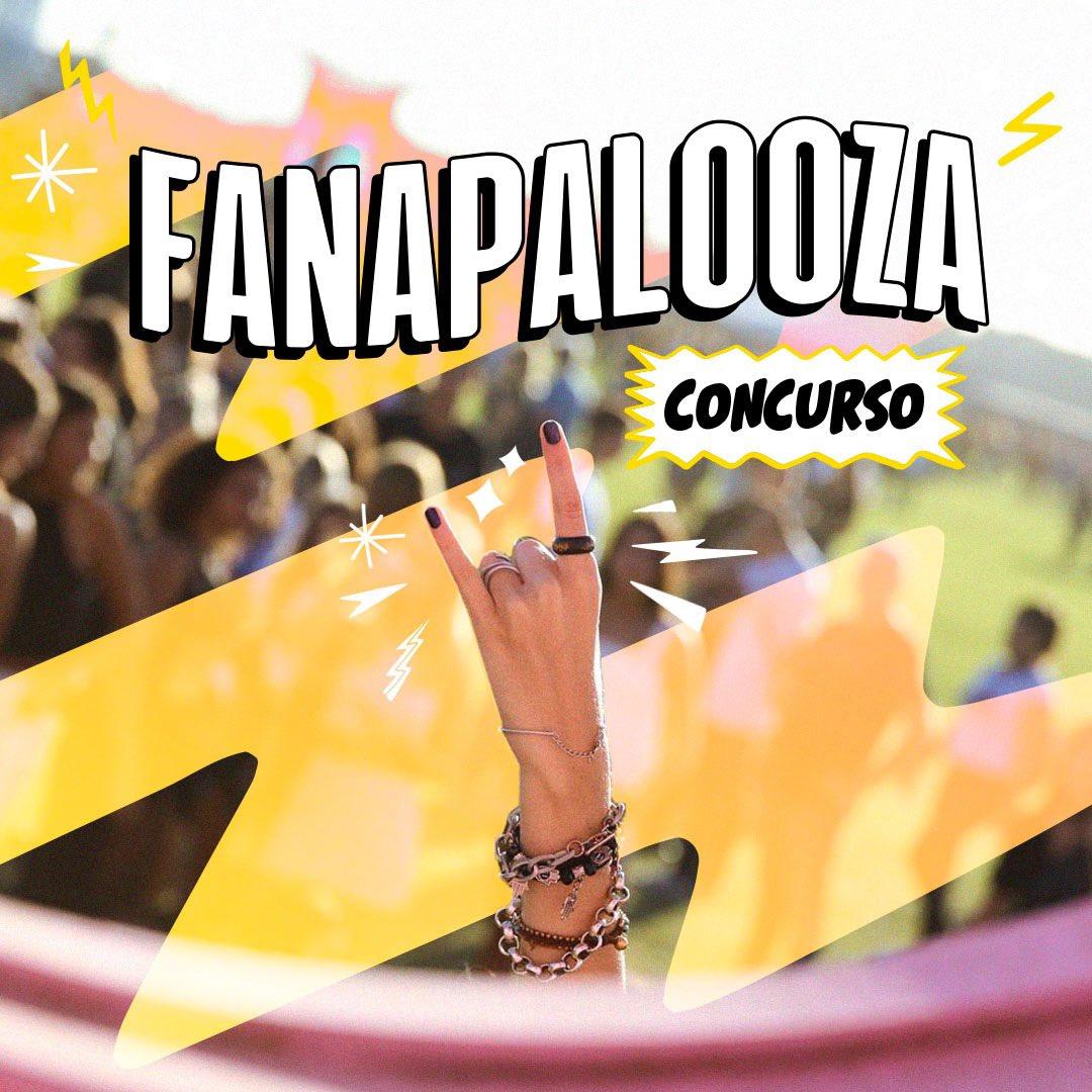 🌈#FANAPALOOZA 🎟 🤩 ¿Sos el MAYOR fan de #LollaAR? 🤩 ¡Esta es tu oportunidad!  ✨ Entrá a nuestra cuenta de Instagram y enterate cómo participar ✨ https://t.co/AQ0e5ah7zy