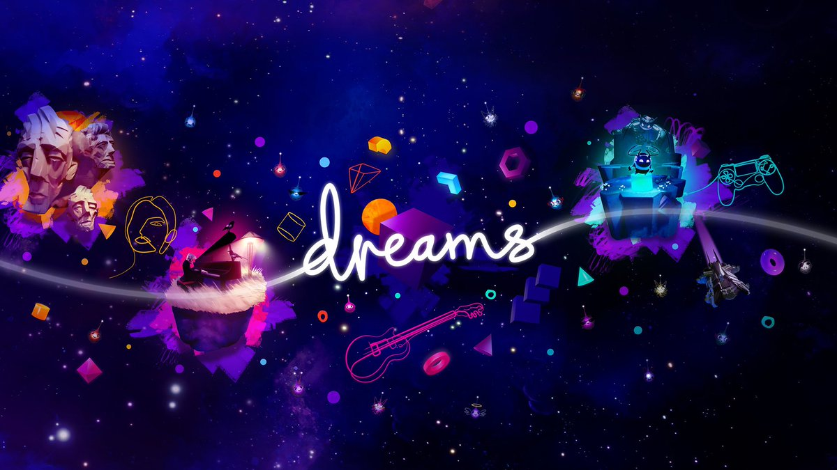 Super psyched about tonight's stream as we will be trying out a brand new game (a bunch actually 😏) called #Dreams! Can't wait to hang out, chat, and try some cool stuff out! See you soon! (9:30pm CST) #ViceGang 😝