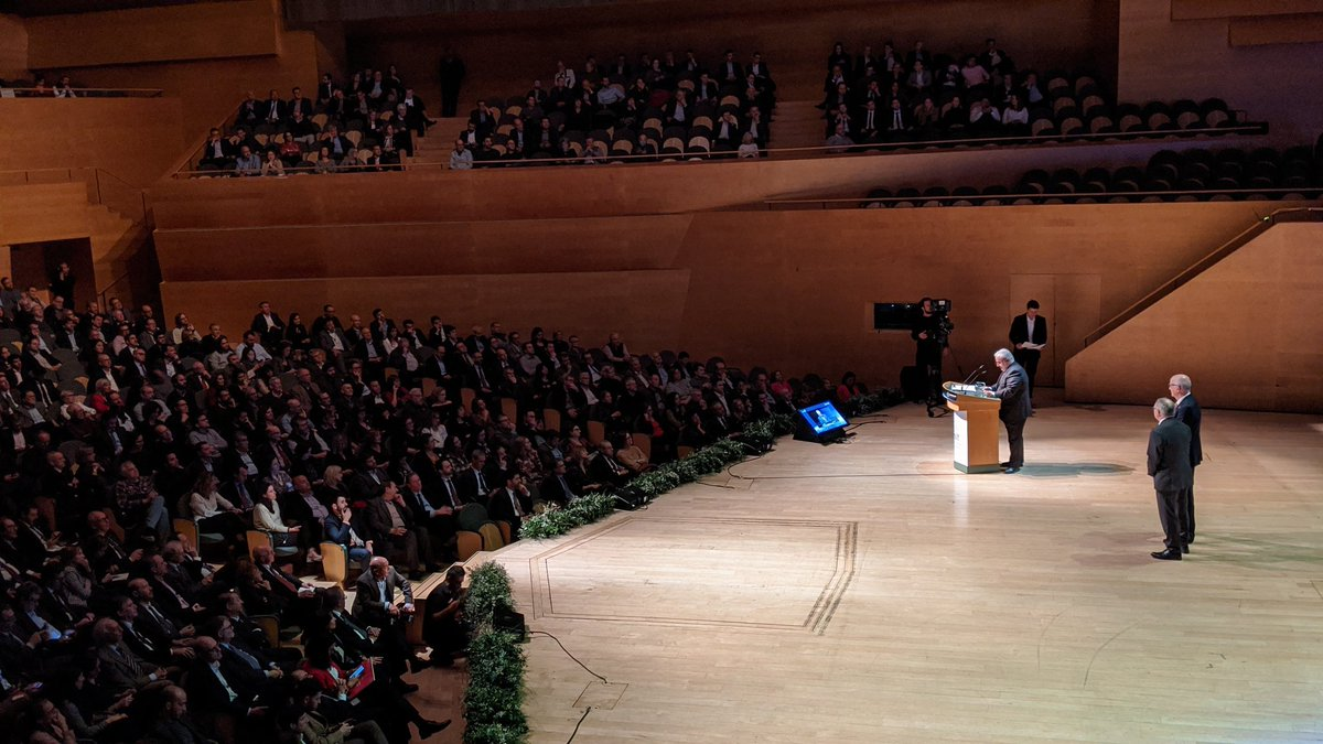 Premi pels (primers) 25 anys de la @UOCuniversitat a la 25a nit de les telecos i la informàtica  #LaNit2020pic.twitter.com/WplP49aKrG