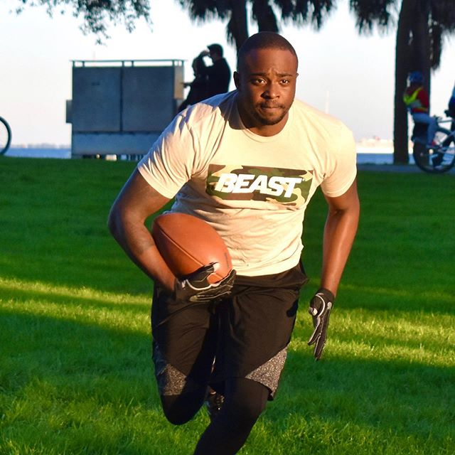 Corey Brown is ready for his next opportunity . #coreybrown #pushpullgrind #nflfreeagent #sportsnews #instasport #nflnews #TSLShowcase #TSLinXFL #footballplayer #sportscenter #footballseason #nflnews #nfl #nflupdates #TheSpringLeague #TSLinNFLpic.twitter.com/cXlBNuTIex