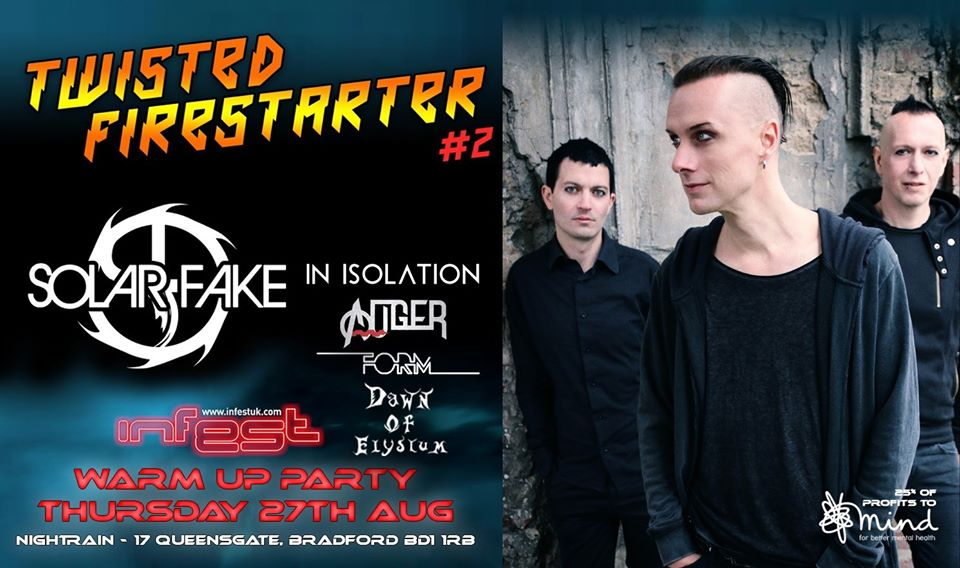 We are pleased to announce we will be sharing a stage once again with the electric @SolarFake, and a host of other cool bands, at the official @infest_uk warm up party on Thursday 27th Of August at @NightrainBD1 #Bradford (UK). #Auger #TeamAuger Tickets >https://www.ticketweb.uk/event/solar-fake-exclusive-uk-show-nightrain-tickets/10453225?fbclid=IwAR0047sd_fkP7lGPmz55KgsTM4_ALgsXrBzPB0fixaZPWO1NjV-RQD5ORjA…pic.twitter.com/TblwykpCE1